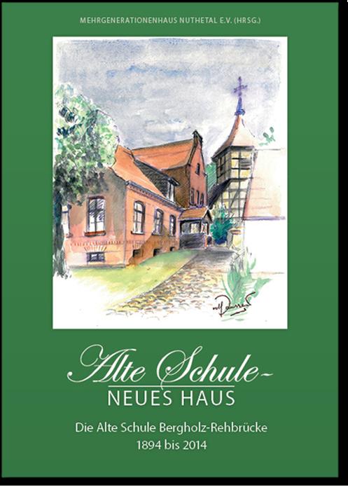 Alte Schule - Neues Haus Buchcover Kurt Baller